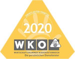 Dienstleister Vignette 2020 der Wirtschaftskammer Österreich für Lichtpfoten